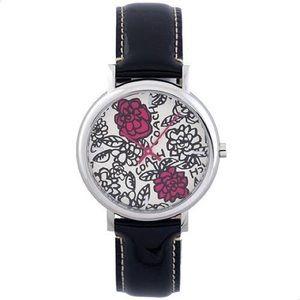 Coach Poppy Floral Watch